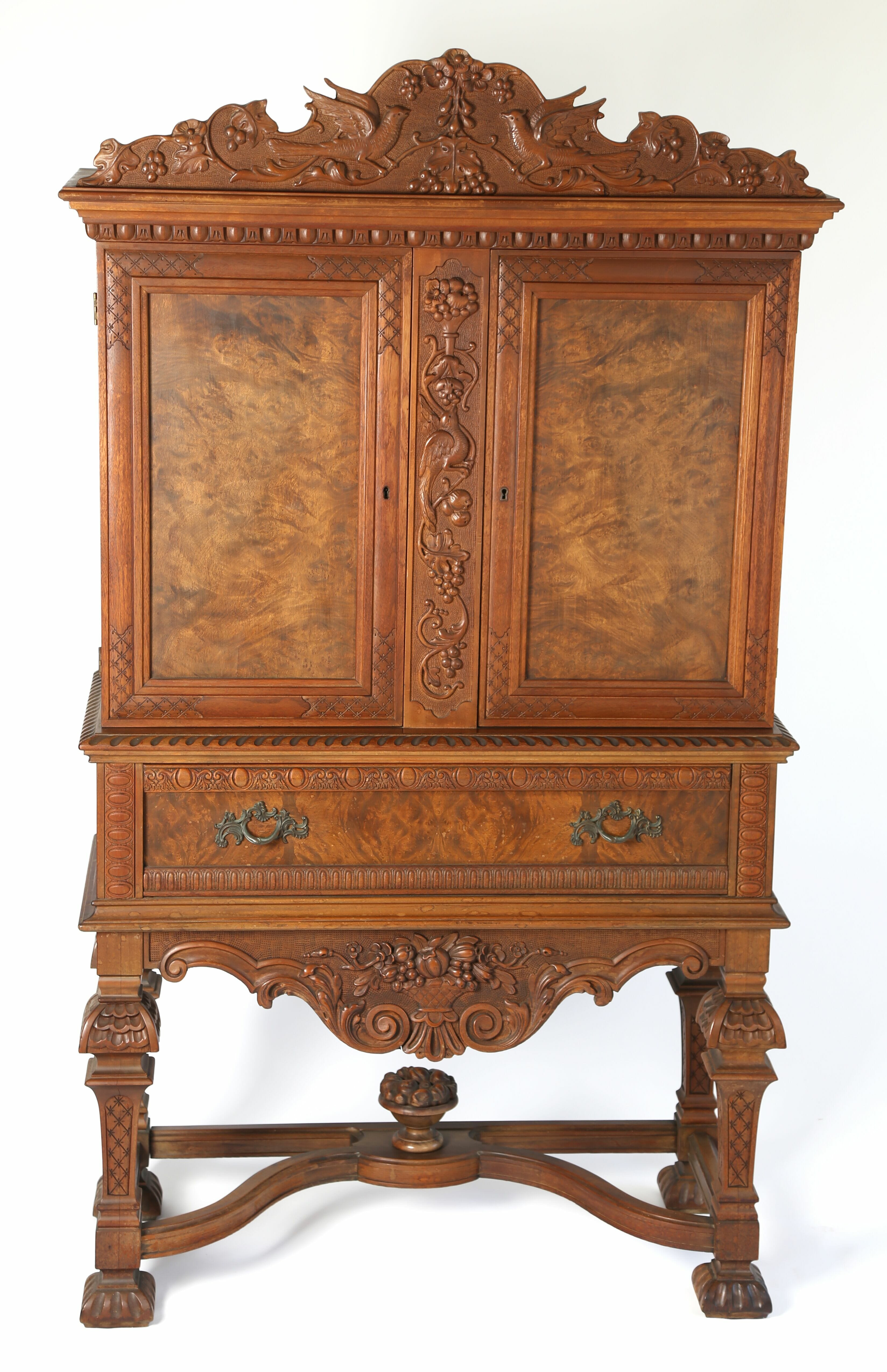 Spansih Style Cabinet 74 tall x 41 5 wide x 19 deep 2800 to 1950 Clearance 1400