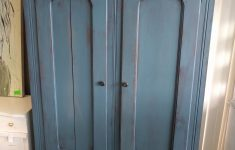 Antique Furniture Restoration Houston Elegant This Is A Gorgeous Antique Wardrobe Armoire That I Painted A