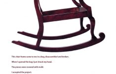 Antique Furniture Vancouver Wa Inspirational Rocking Chair Frame Ron Renner Geppetto S Woodworks Since