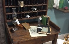 Antique Home Office Furniture Awesome Early 1900 S Post Fice Desk