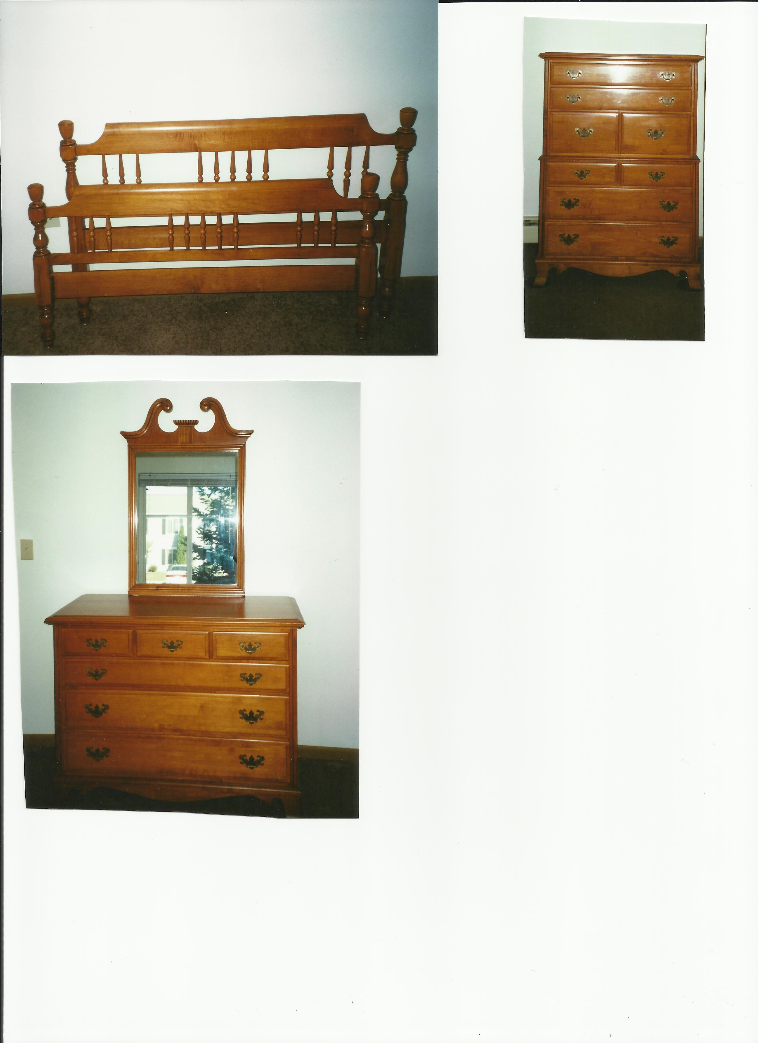 ori 5166 Bedroom Set