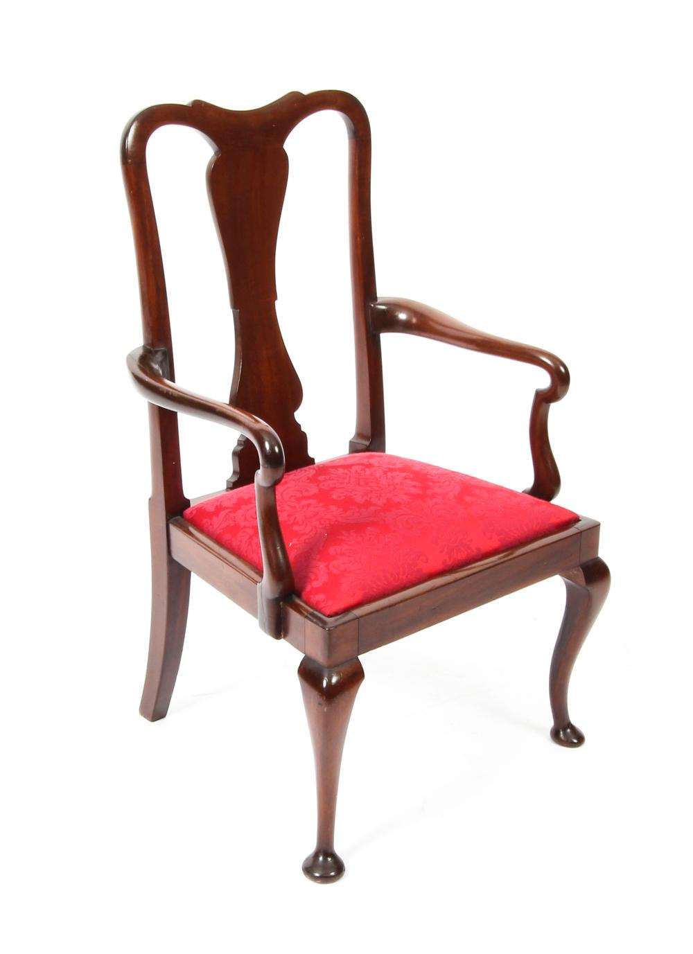 Antique Queen Anne Furniture Awesome Antique Queen Anne Revival Mahogany Child S Chair C1920