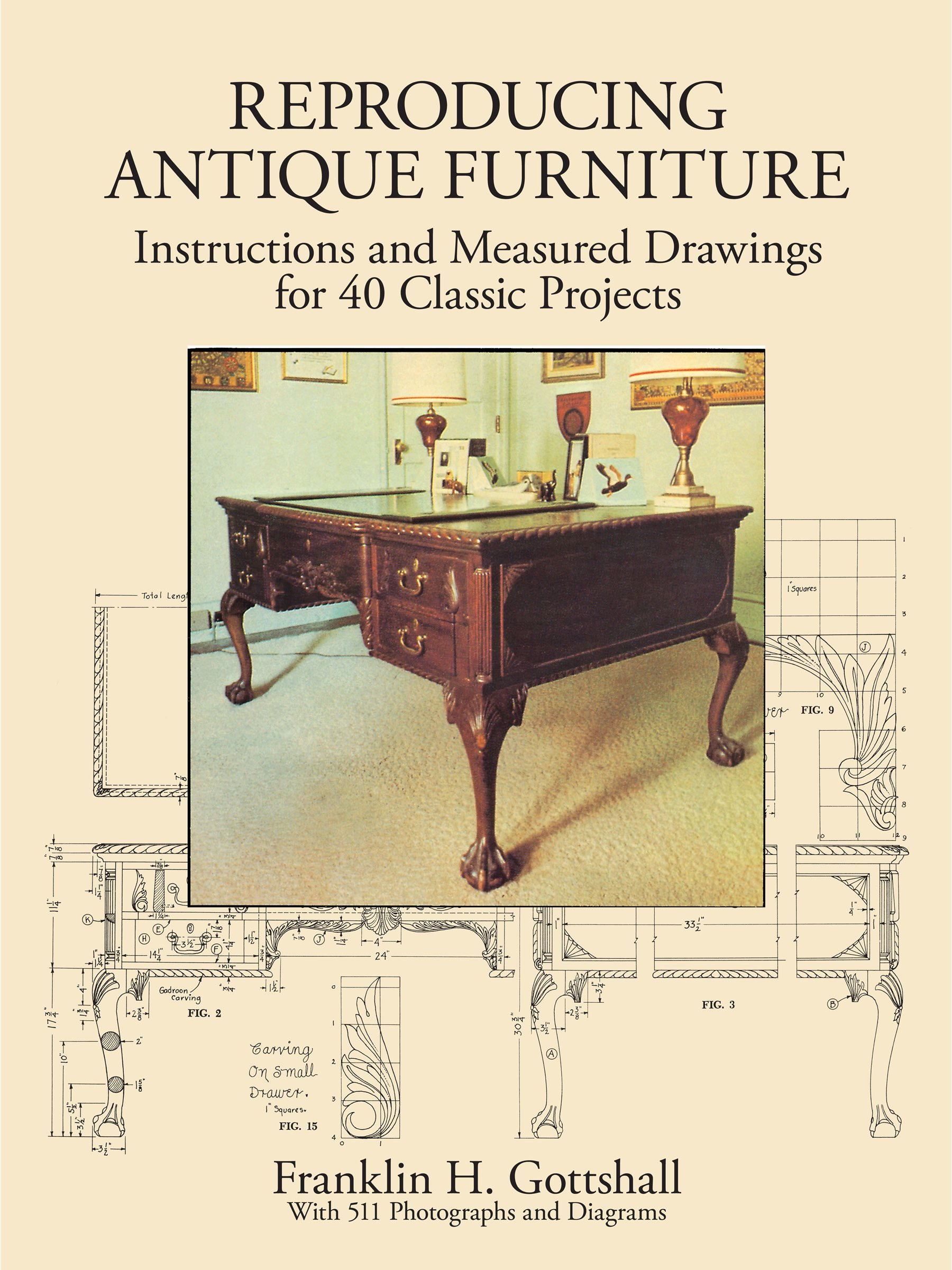 Antique Reproduction Furniture Kits Inspirational Reproducing Antique Furniture Instructions and Measured