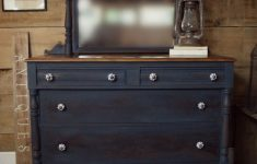 Antique Reproduction Furniture Kits New Sold Midnight Blue Vintage Painted Dresser With Tilt Mirror Milk Painted Dresser Painted Furniture Painted Buffet