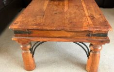 Antique Rustic Furniture For Sale New Two Antique Rustic Style Wooden Coffee Tables In Portishead Bristol
