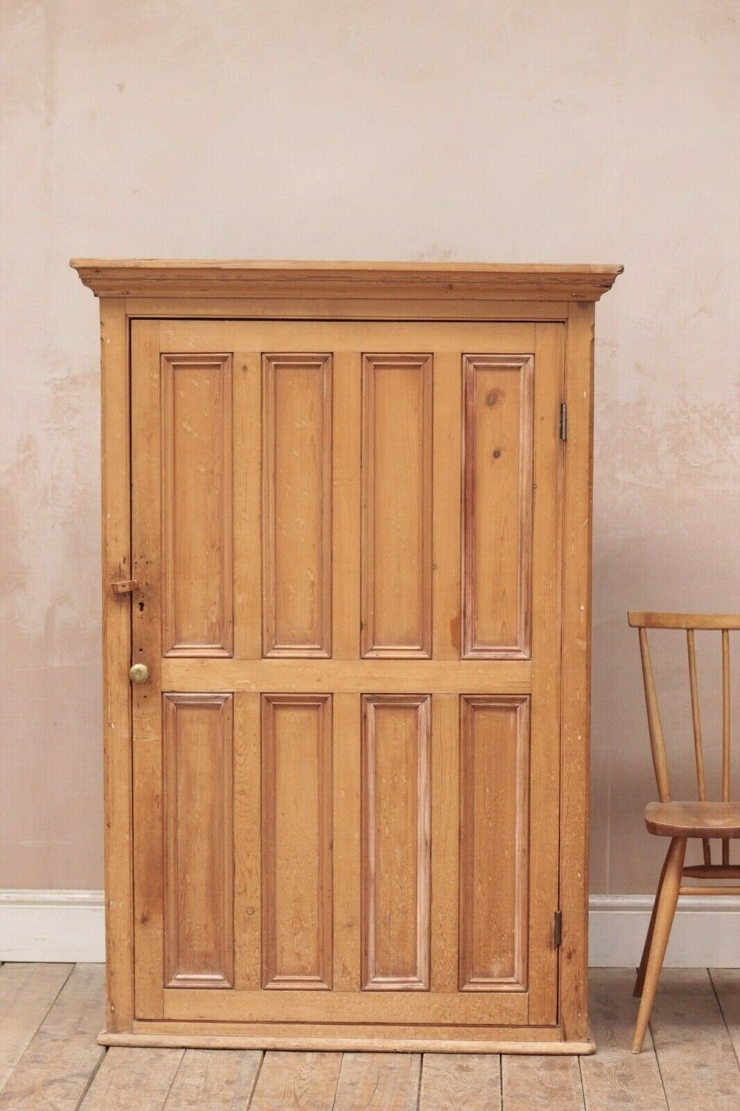 Antique Shaker Furniture Prices Awesome Antique Vintage Rustic Pine Shaker Larder Cupboard Bookcase