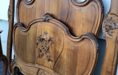 Antique Walnut Bedroom Furniture Elegant Walnut Louis Xv Bed Beds Bedroom Suites Antiques