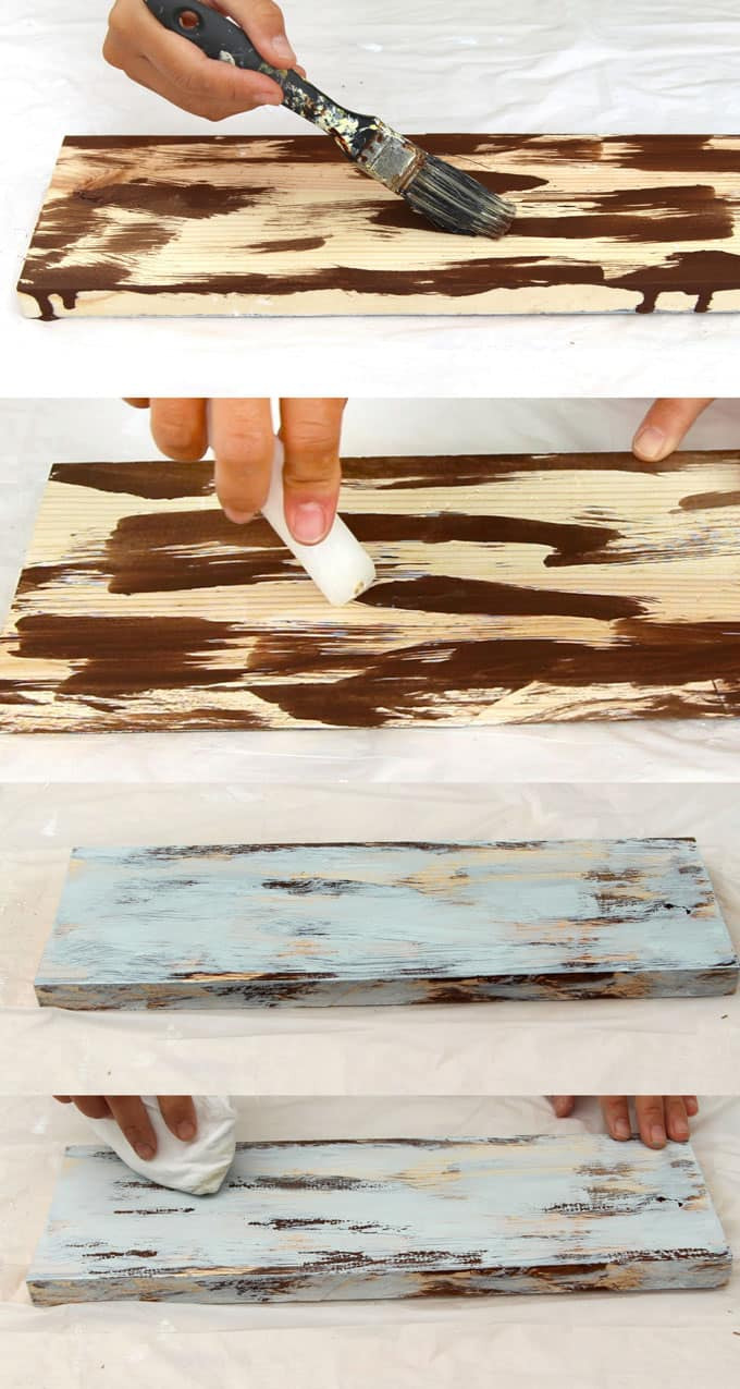 Antiquing Furniture with Paint Fresh How to Distress Wood & Furniture 8 Easy Techniques & Videos