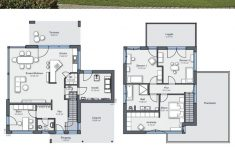 Architectural Design Home Floor Plans Inspirational Modern House Plan City Life 700 Dream Home Open Floor