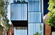 Architecture And Design Houses Elegant Stacked Zinc Boxes Form Multi Generational House By Matt Gibson