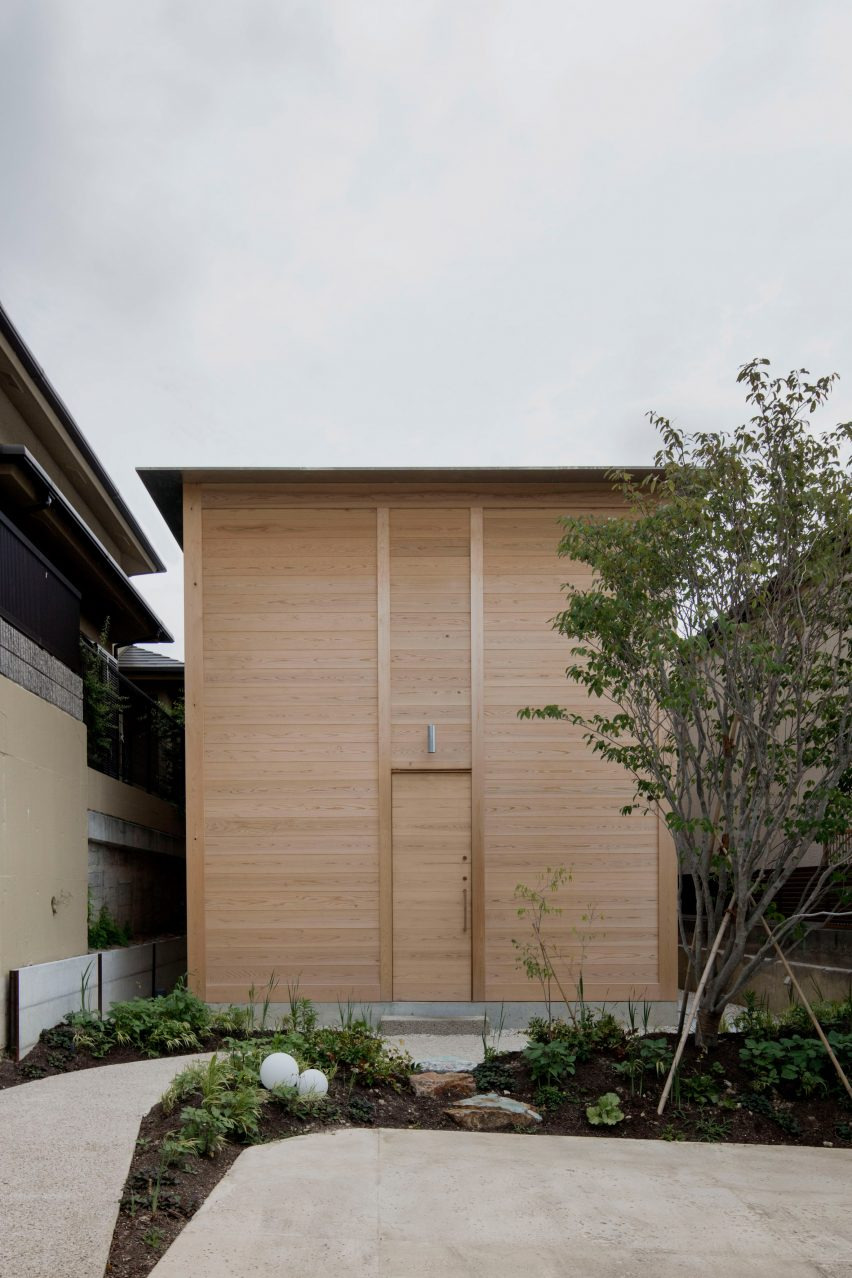"""Architecture Design for Home Luxury Ogimachi House by tomoaki Uno Architects Offers """"healing"""