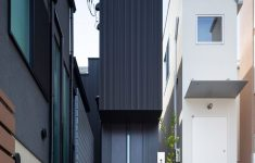 Architecture Pictures Of Houses Awesome Jewel Skinny House Squeezed Into Dense Tokyo Neighbourhood