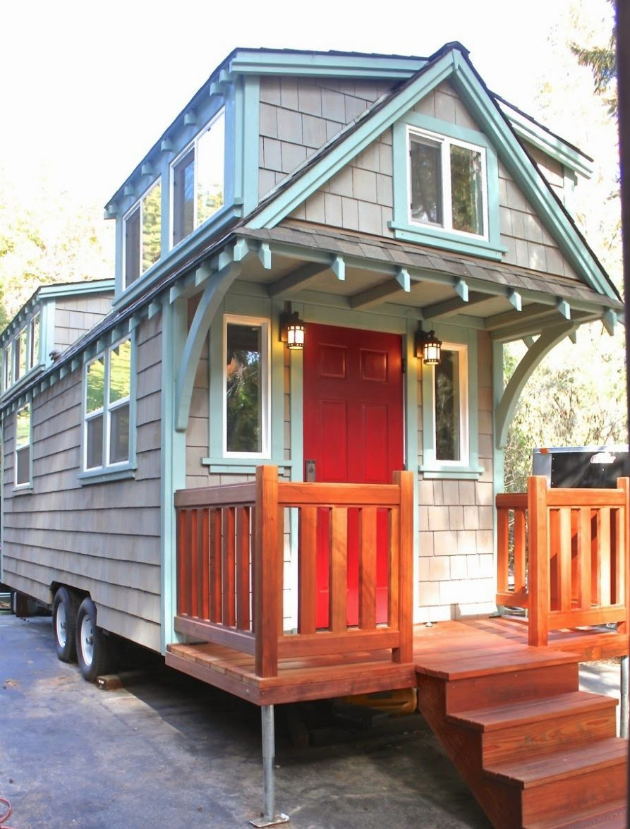Average Cost to Build A Craftsman Style Home Unique 170 Sq Ft Craftsman Bungalow Molecule Tiny Home