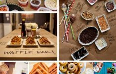 Baby Q Food Ideas Inspirational 26 Build Your Own Party Food Bar Ideas Your Guests Will Go