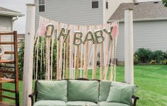 Backyard Baby Shower Games Awesome A Pretty Backyard Baby Q Baby Shower