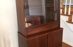 Bassett Furniture Antique China Cabinet Best Of Mid Century Modern Petite Walnut China Cabinet By Bassett