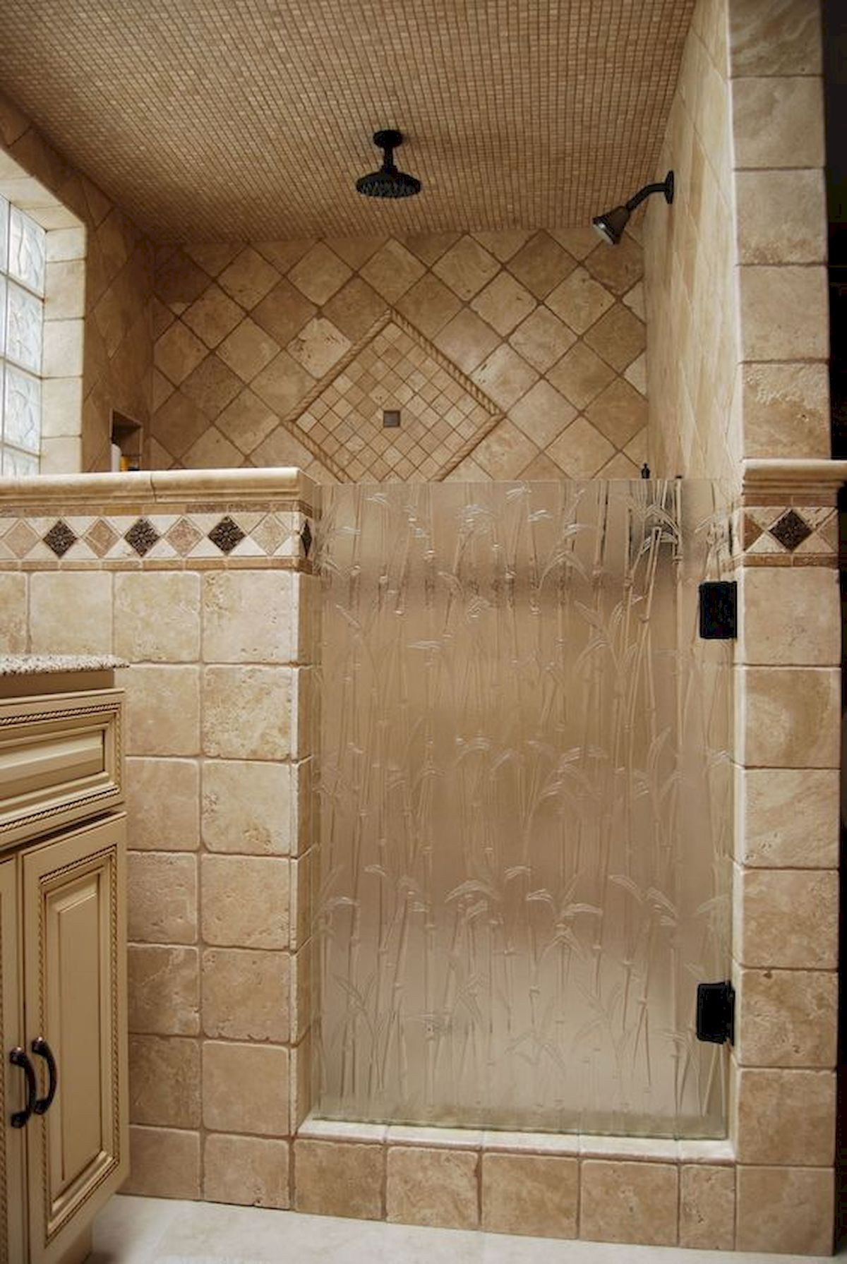 46 Fantastic Walk In Shower No Door for Bathroom Ideas 25
