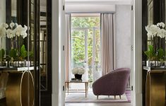 Beautiful Home Entrance Design Elegant Work South Kensington Duplex