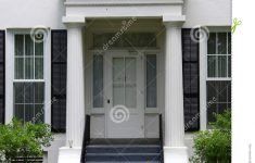 Beautiful Home Entrance Design Luxury Beautiful Home Entrance Stock Photo Image Of Walk Mailbox