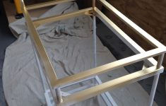 Bed Frame Casters Target Luxury Gold & Mirrored Tar Bar Cart Hack