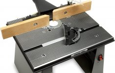 Bench Dog Promax Router Table Extension New Porter Cable 698 Bench Top Router Table Portercable Router