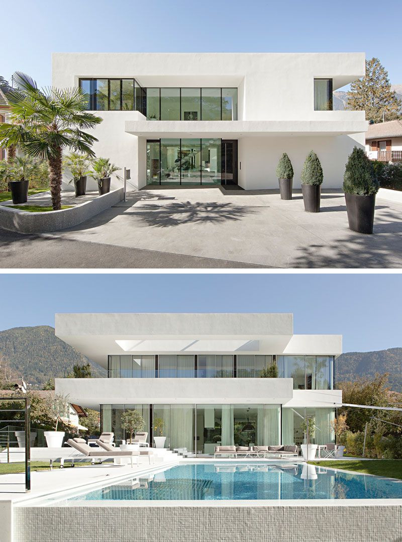 Best Contemporary Houses In the World New House Exterior Colors – 11 Modern White Houses From Around