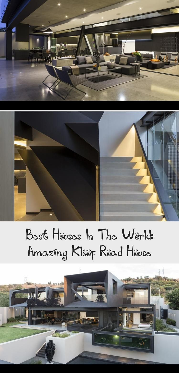 Best Modern Homes In the World Awesome Best Houses In the World Amazing Kloof Road House