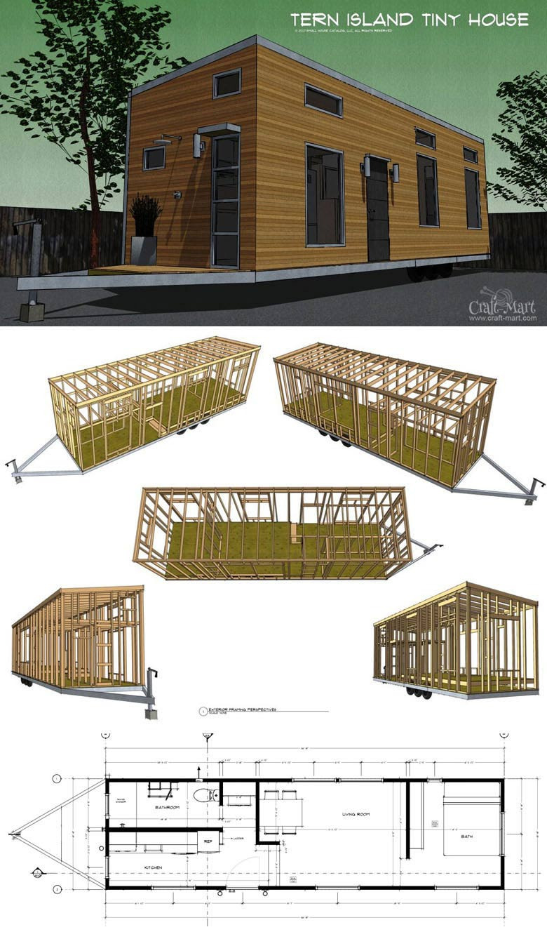Build My Own House Plans Luxury 27 Adorable Free Tiny House Floor Plans Craft Mart