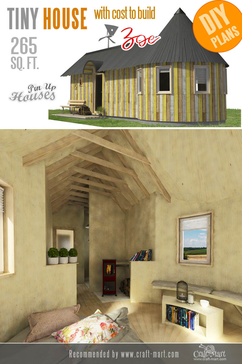 203 small home plans Zoe 3