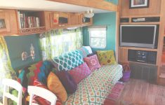 Camper Shell Interior Design Beautiful 10 Rv Decorating Ideas You Need To See Rvshare