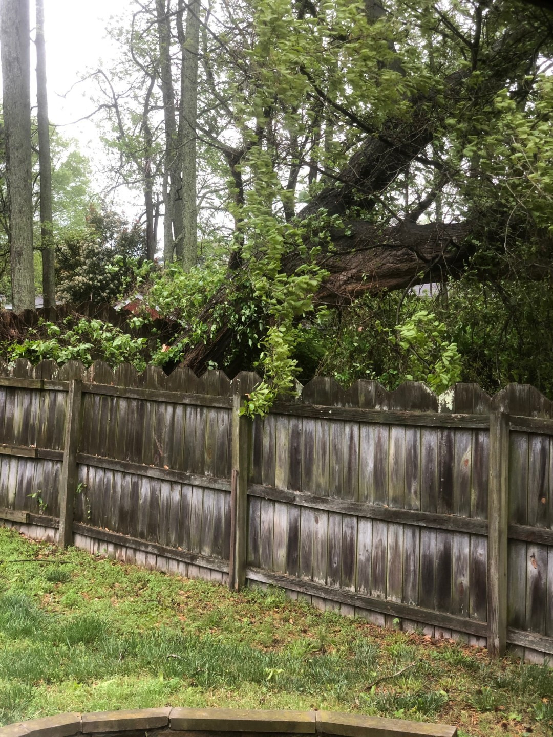 Chesapeake Fence & Awning Co Inc Inspirational Weather Photos From April 13 Severe Storms