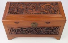 Chinese Antique Furniture For Sale Inspirational Vintage Carved Asian Camphor Wood Chest For Sale
