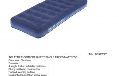 Comfort Quest Inflatable Mattress Beautiful Calaméo Bestway Inflatable Fort Quest Single Airbed