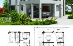 Contemporary Home Design Plans Awesome Home Design Plan 13x18m With 5 Bedrooms