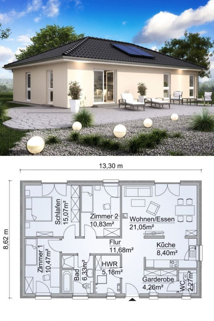 Contemporary Modern Style House Plans 2020