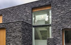 Contemporary Stone House Designs Lovely Modern Stone House Design