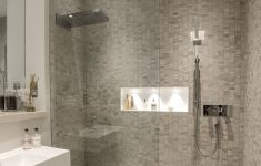 Contemporary Walk In Shower Designs Awesome Stunning Basement Shower Room