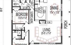 Cost To Build 1500 Sq Ft Cabin Inspirational Stone Cottage House Floor Plans 2 Bedroom Single Story