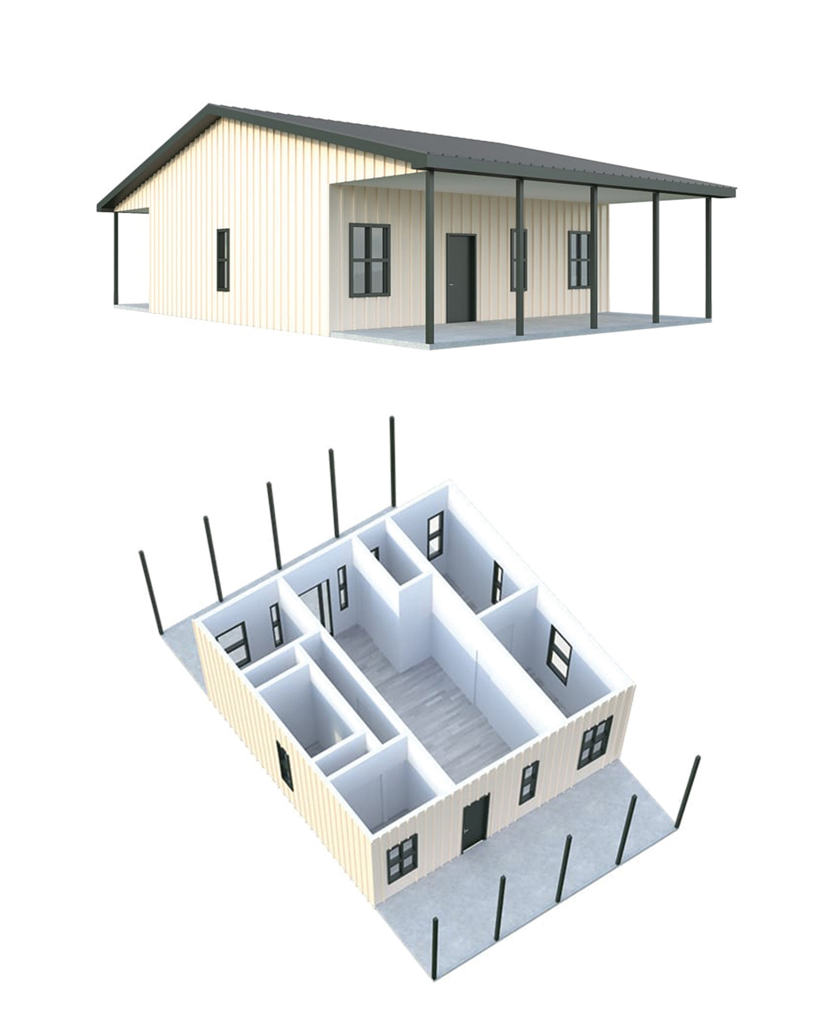 30x30 Tiny House Plan