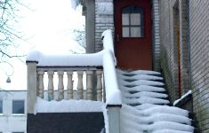 Covered Entrance To A House Luxury Entrance Doors Snow Covered Entrance House №