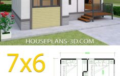 Creative Small House Plans Fresh Small House Plans 7x6 With 2 Bedrooms