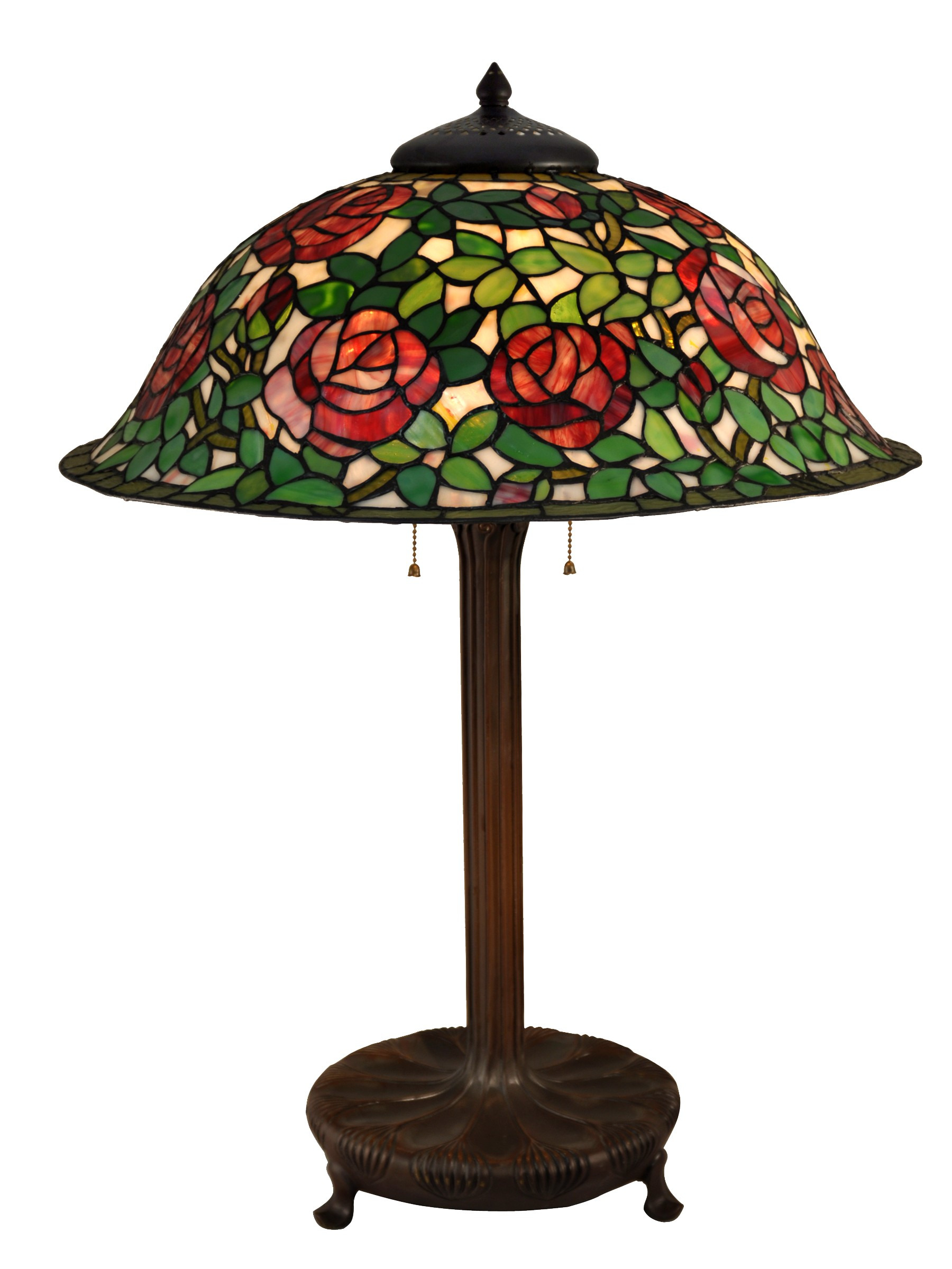 Dale Tiffany Lamp Replacement Parts Inspirational Dale Tiffany Tt Rose 32 Inch 60 Watt Antique Bronze Table Lamp Portable Light