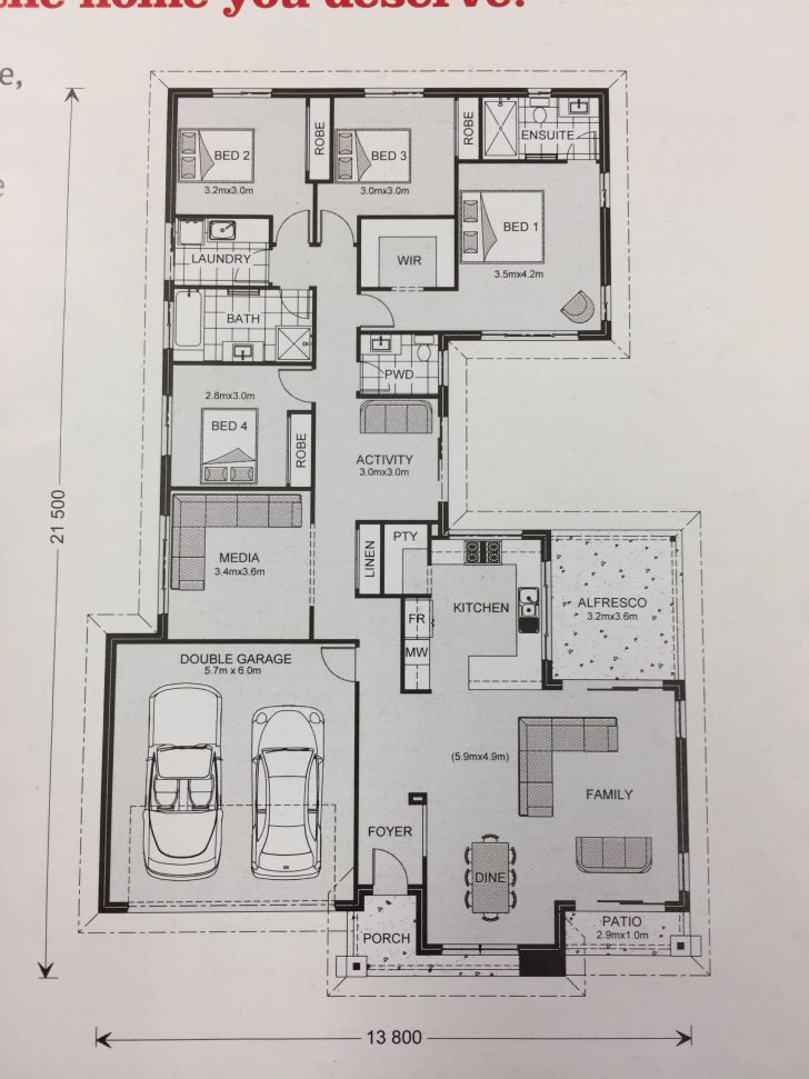 Design My Own House Plans 2021