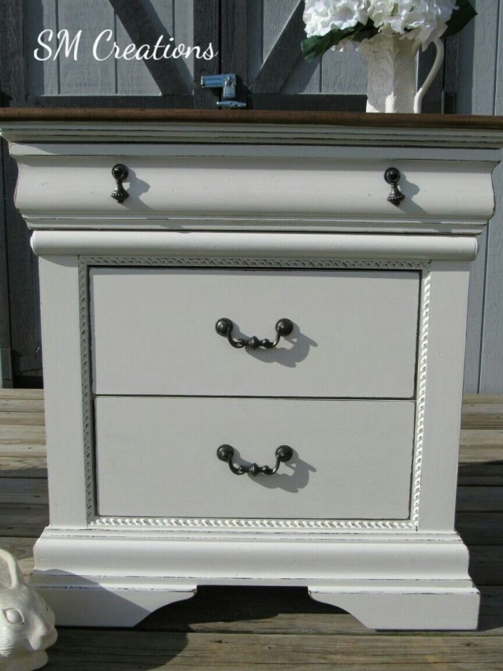 Distressed Antique White Furniture 2021