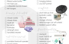 Dorm Room List Bed Bath Beyond Luxury Dorm Room Checklist
