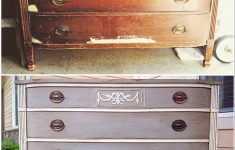 Drexel Antique Bedroom Furniture Beautiful Before And After Antique Drexel Dresser Painted In White