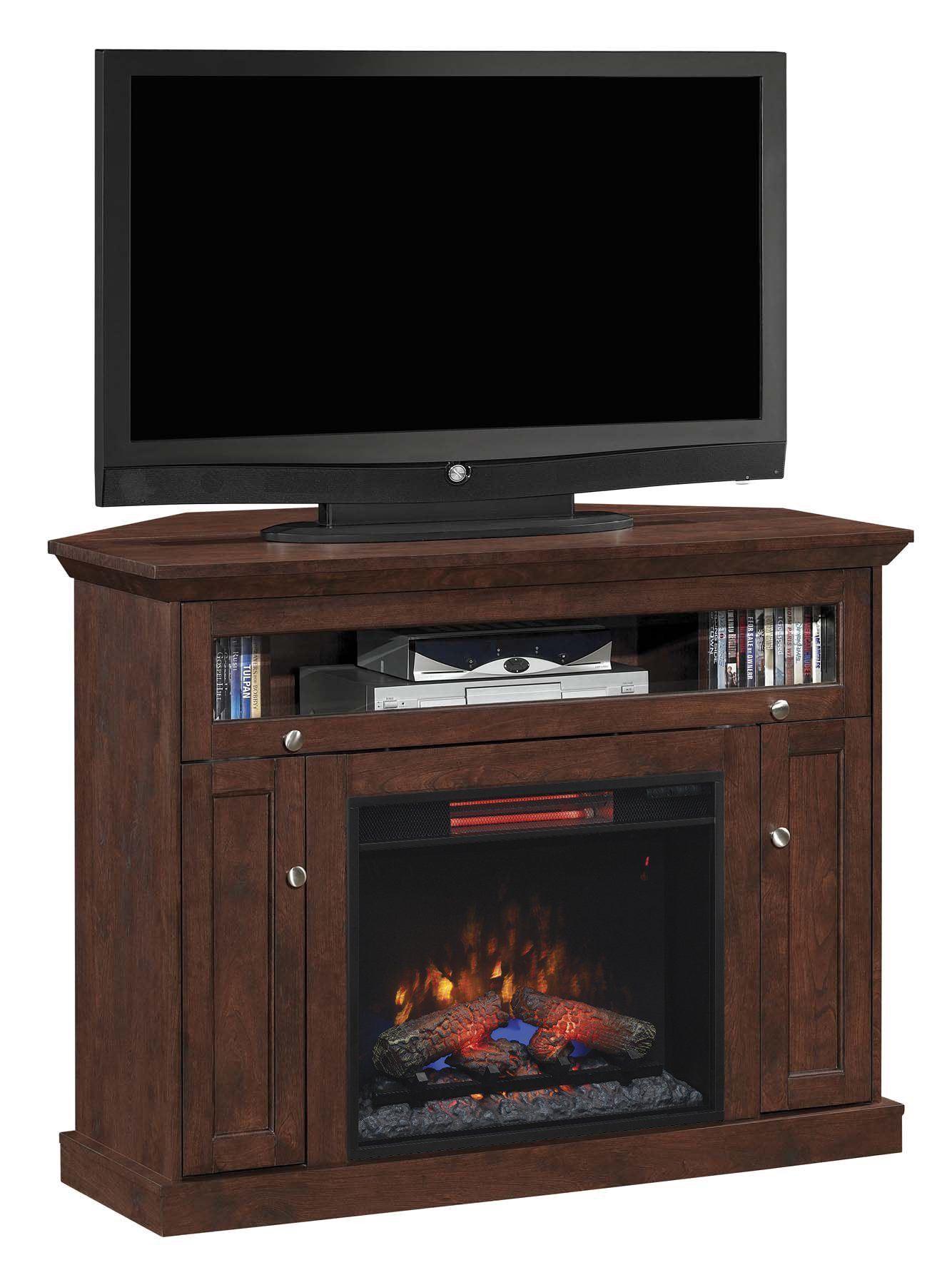 Electric Fireplace with Entertainment Center Costco Beautiful Antique Cherry 46 Inch Tv Stand with Fireplace Windsor In