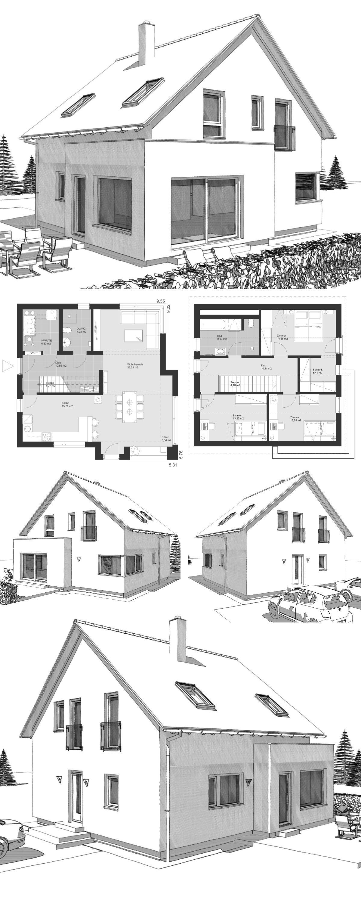 European Style House Plans with Photos Beautiful Modern Contemporary European Style Architecture Design House