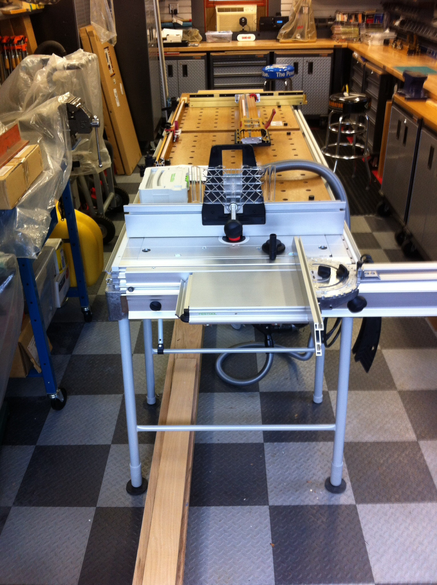 cms router table set