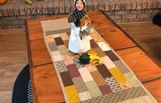 Fall Table Runners To Make Fresh Fall Table Runner Harvest Table Farmhouse Decor Autumn Table Runner Blackbirds Table Decor Farmhouse Table Runner Quilted Table Runner